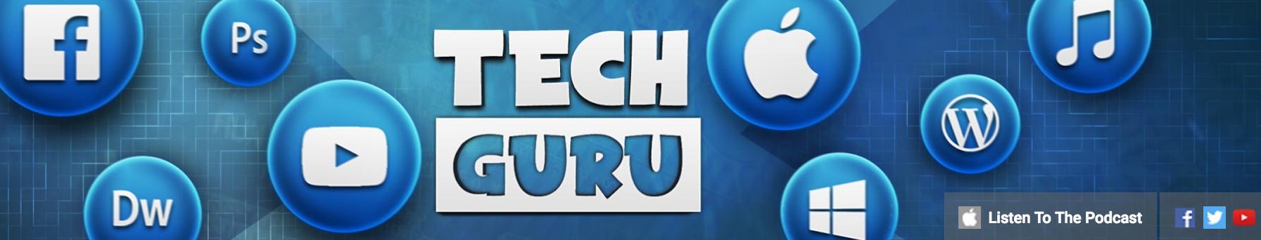 technologyguru YouTube Channel