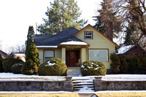 passive income rent house