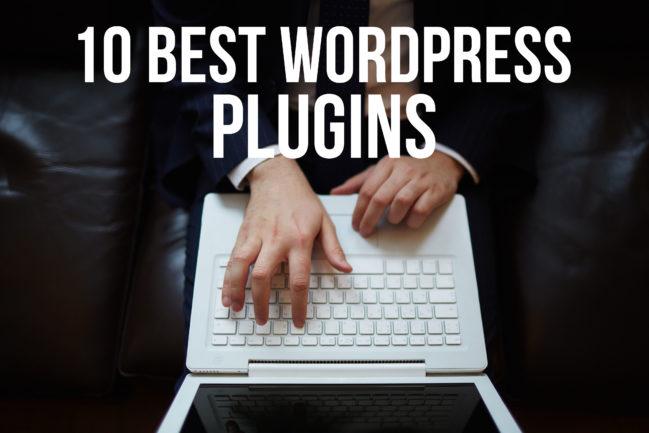 ten best wordpress plugins