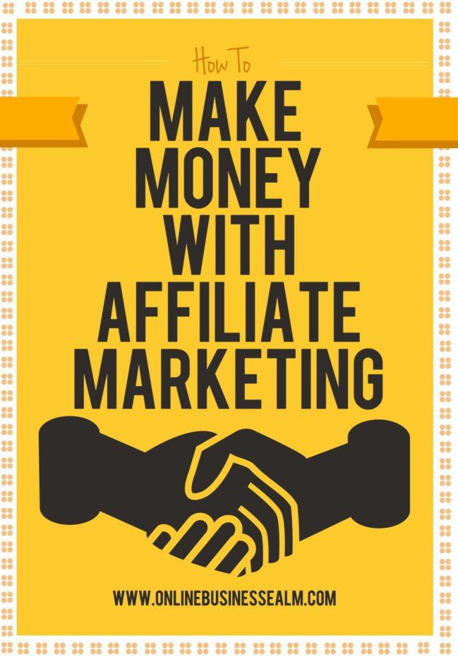 affiliate marketing tutorial