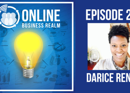 Online Business Realm Podcast Episode 24