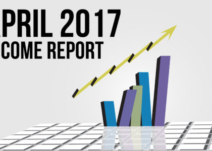 April 2017 Income Report